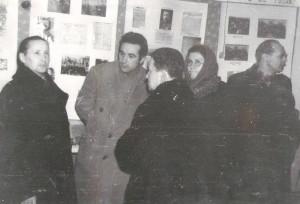 2.Открытие Сокольского городского музея. 1962 г