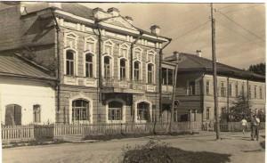 Здание детского дома №2 в годы войны