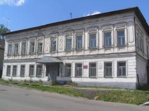 Кадников. Музей