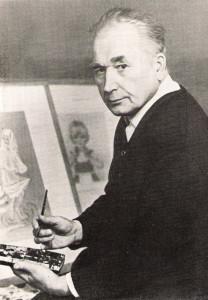 Пахомов А.Ф. академик живописи. иллюстратор детских книг. 1900-1973гг